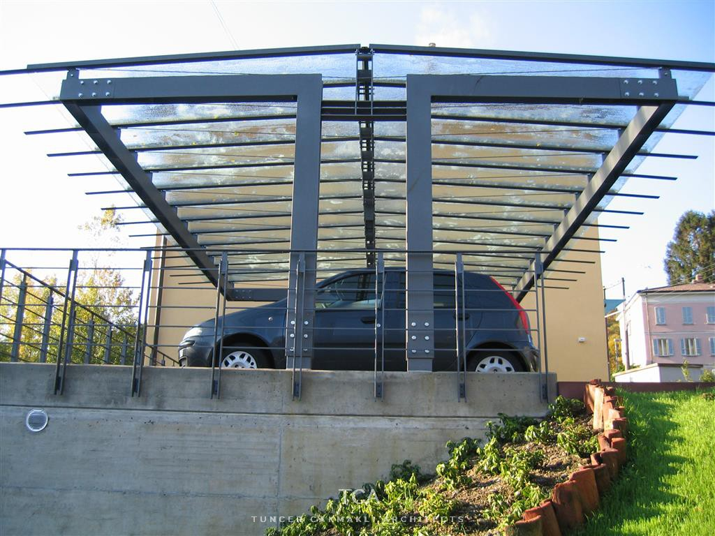 Steel Car Porch Www Pixshark Com Images Galleries With
